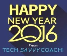 HNY 2016 Tech Savvy Coach